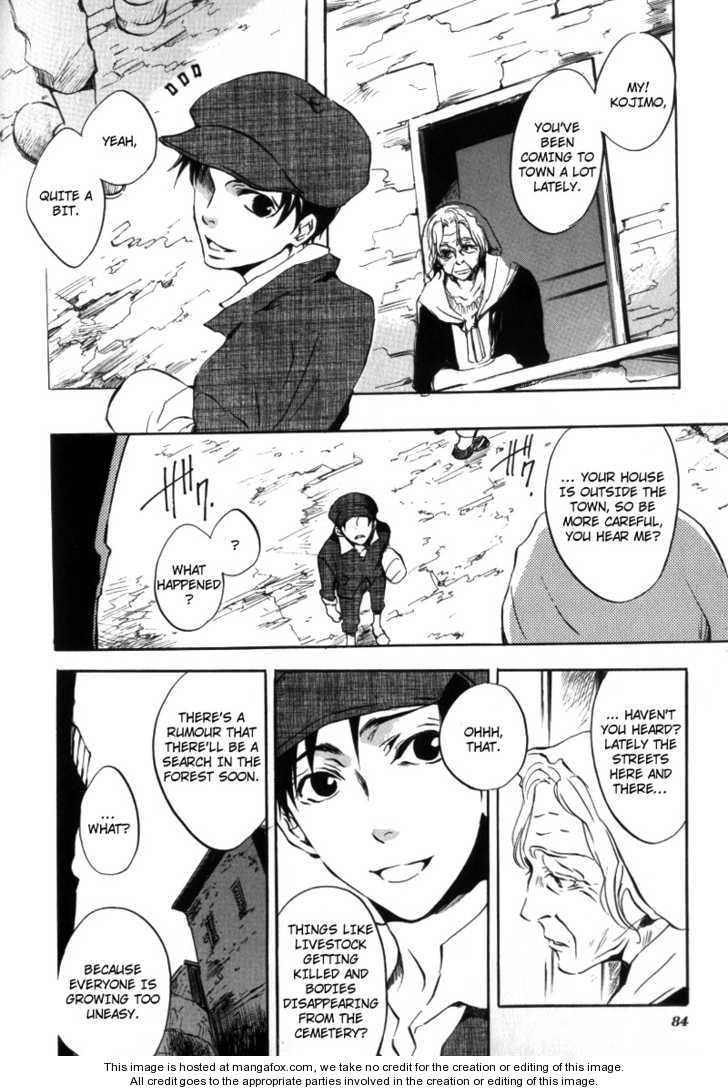 Arcana (Anthology) 9 Page 2