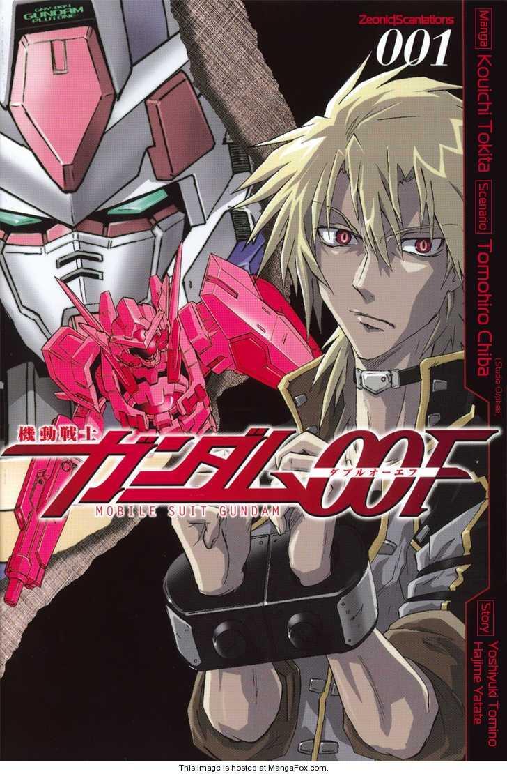 Kidou Senshi Gundam 00F 1 Page 2
