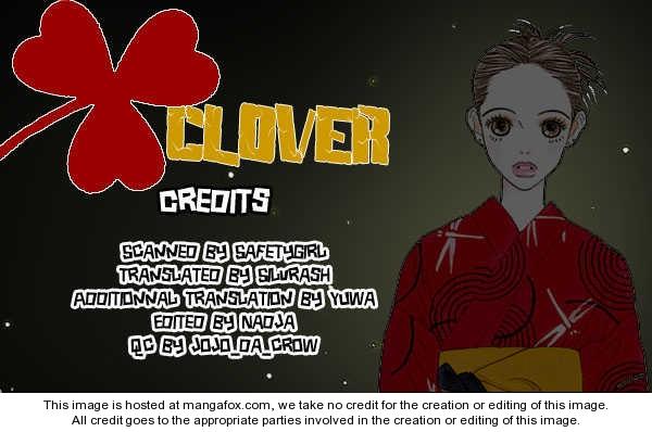 Clover (CHIYA Toriko) 3 Page 2