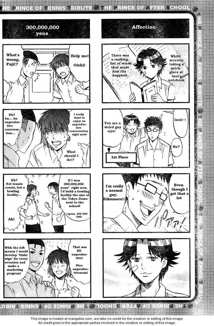 Houkago no Oujisama 4 Page 2