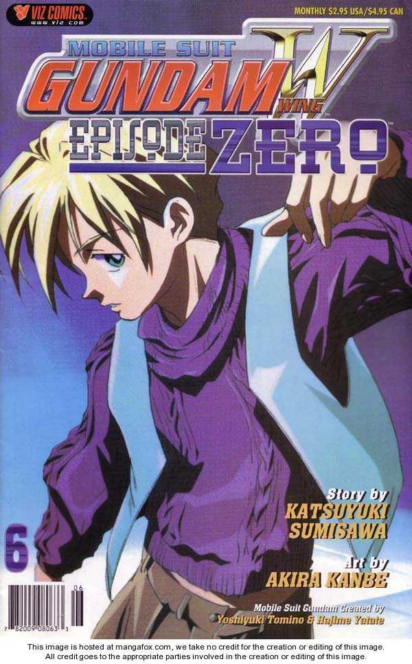 Shin Kidou Senki Gundam W: Episode Zero 6 Page 2