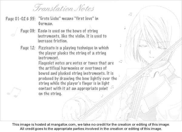 Naki Shoujo no Tame no Pavane 2 Page 1