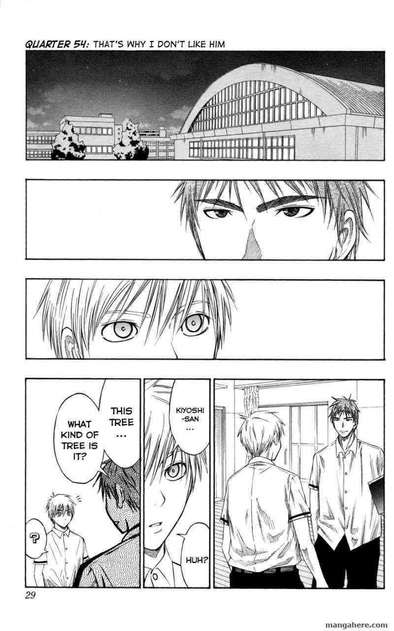Kuroko no Basket 54 Page 2