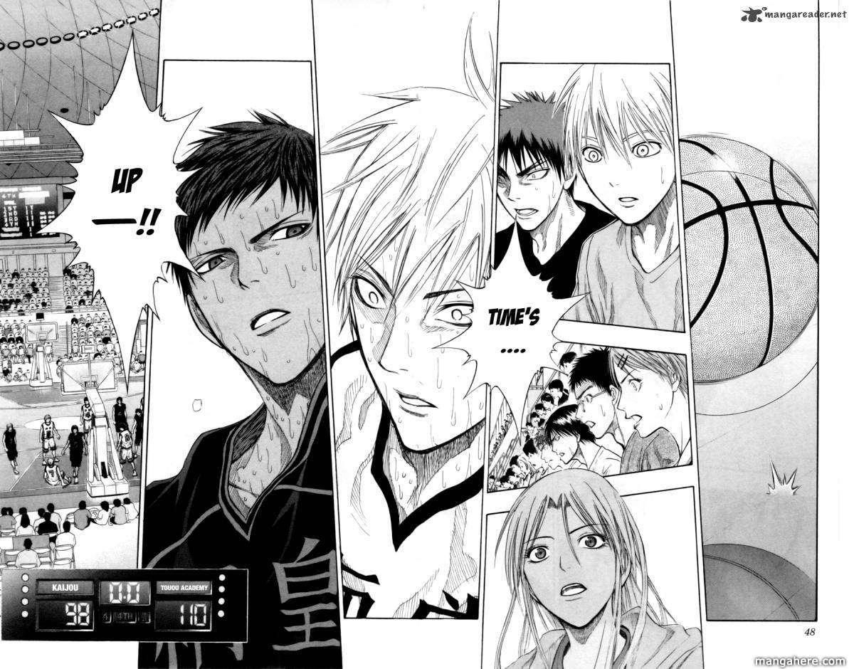 Kuroko no Basket 73 Page 2