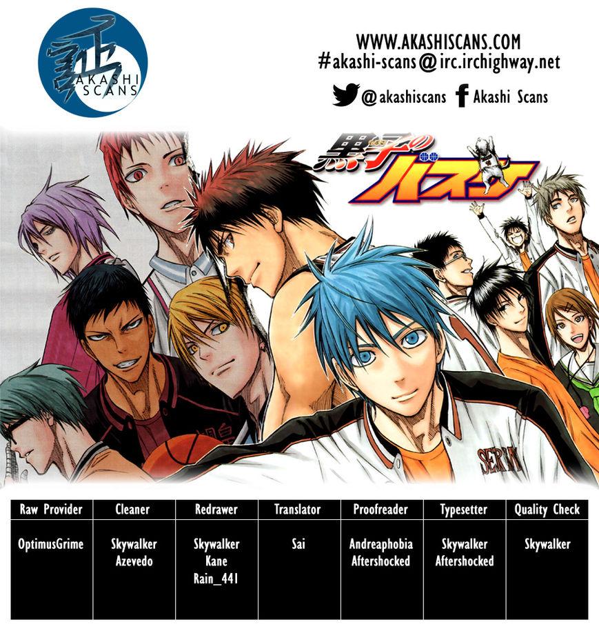 Kuroko no Basket 234 Page 2