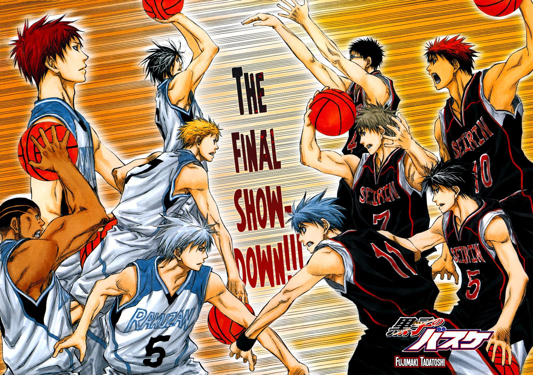 Kuroko no Basket 265 Page 1