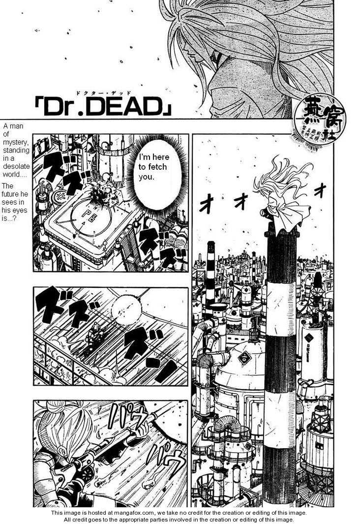 Dr. Dead 1 Page 2