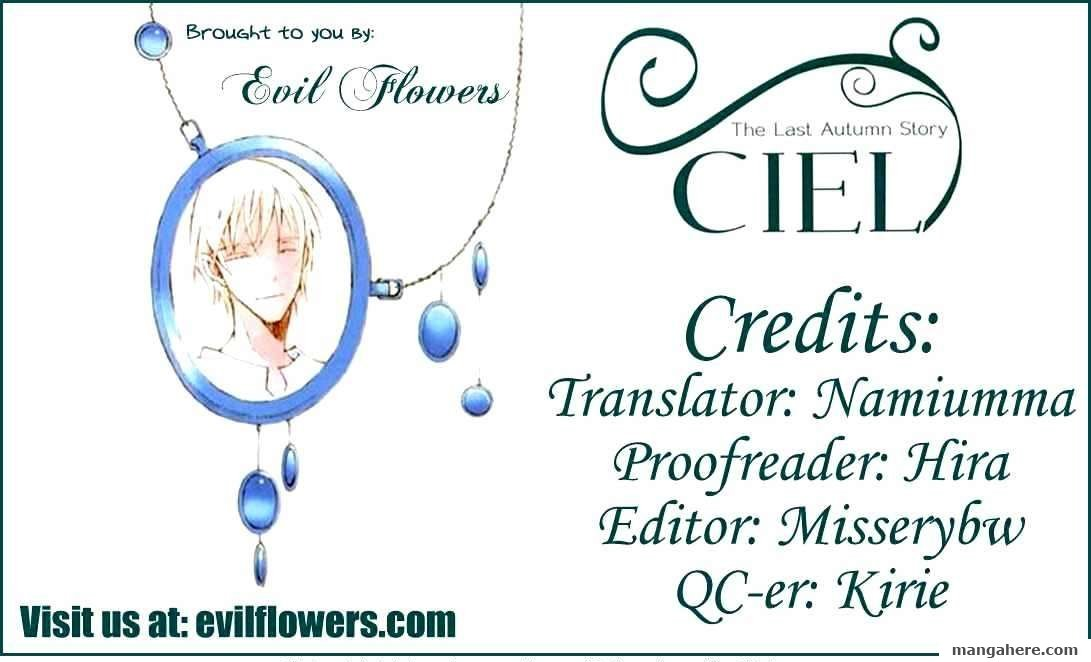 Ciel~the Last Autumn Story~ 10 Page 2