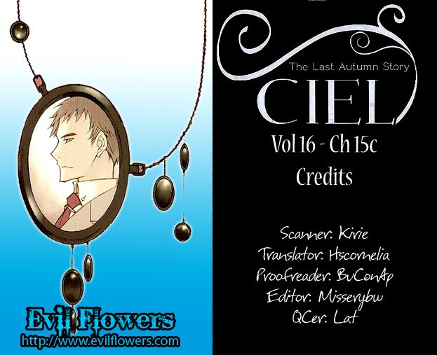 Ciel~the Last Autumn Story~ 15.3 Page 1