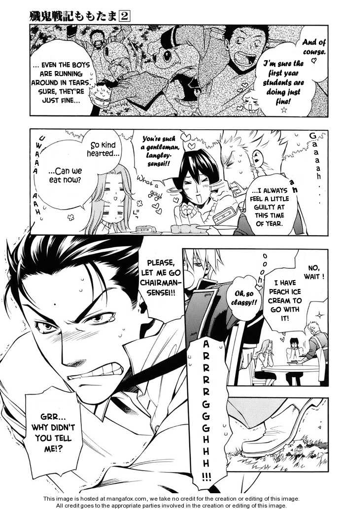 Senki Senki Momotama 6 Page 3