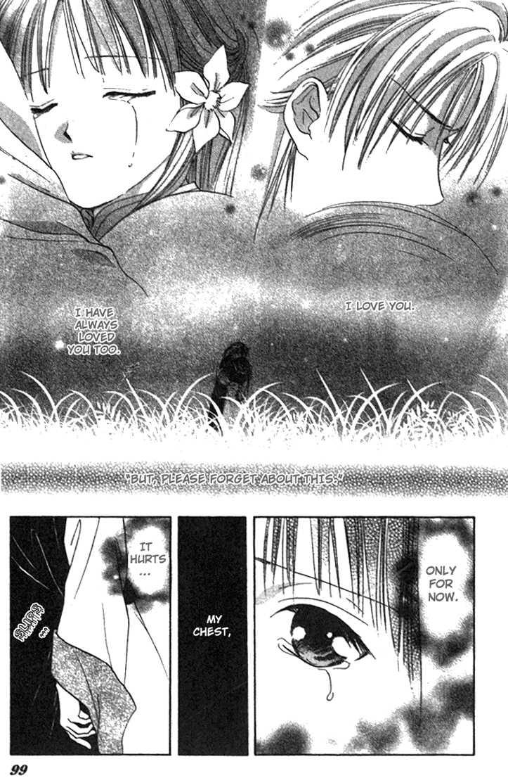 Fushigi Yuugi: Genbu Kaiden 15 Page 3