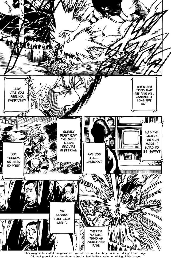 Gintama 289 Page 5
