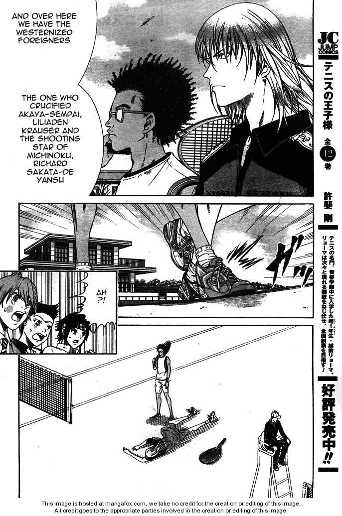 New Prince of Tennis 8 Page 2