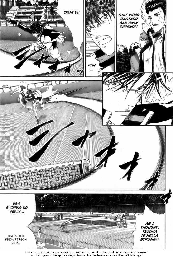 New Prince of Tennis 10 Page 11