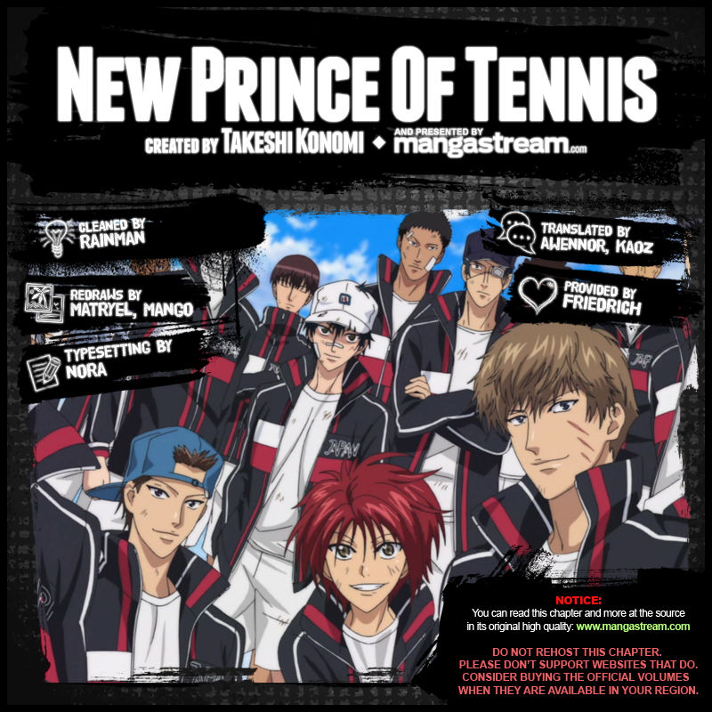 New Prince of Tennis 186 Page 2