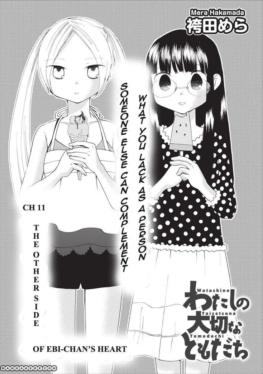 Watashi no Taisetsu na Tomodachi 11 Page 2