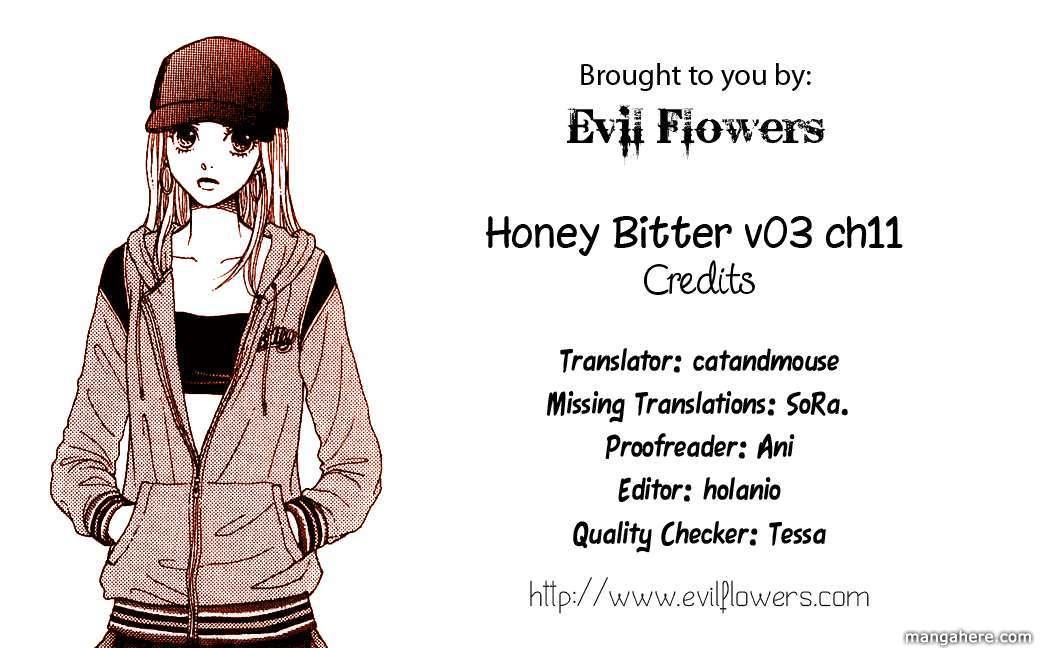 Honey Bitter 11 Page 1