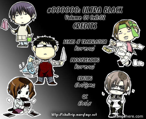 #000000 - Ultra Black 2 Page 1