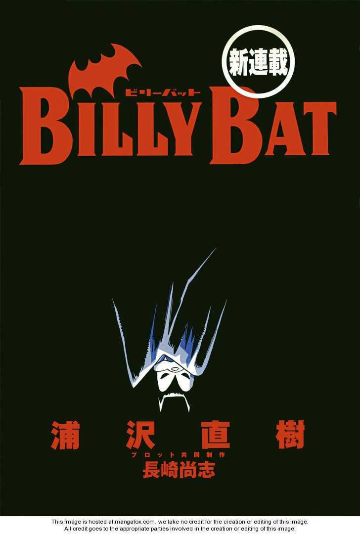 Billy Bat 1 Page 1
