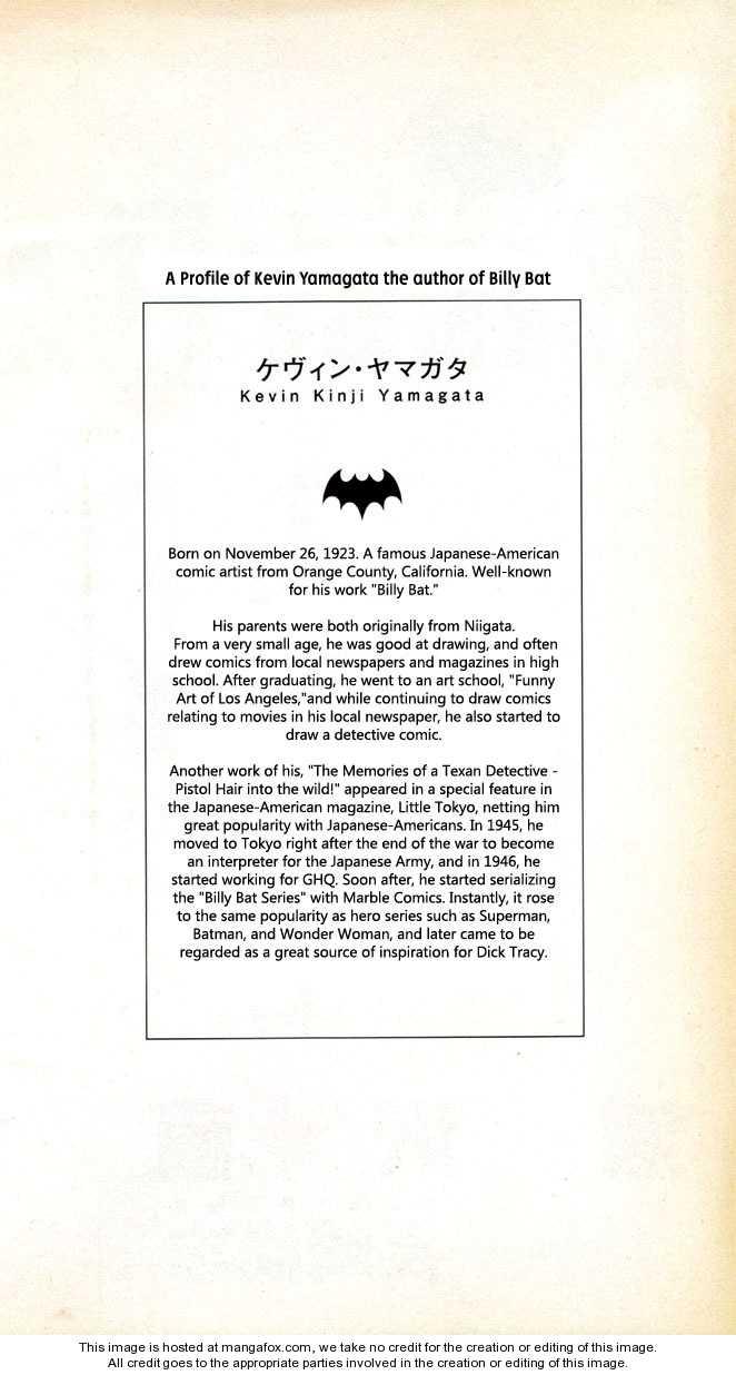 Billy Bat 2 Page 2
