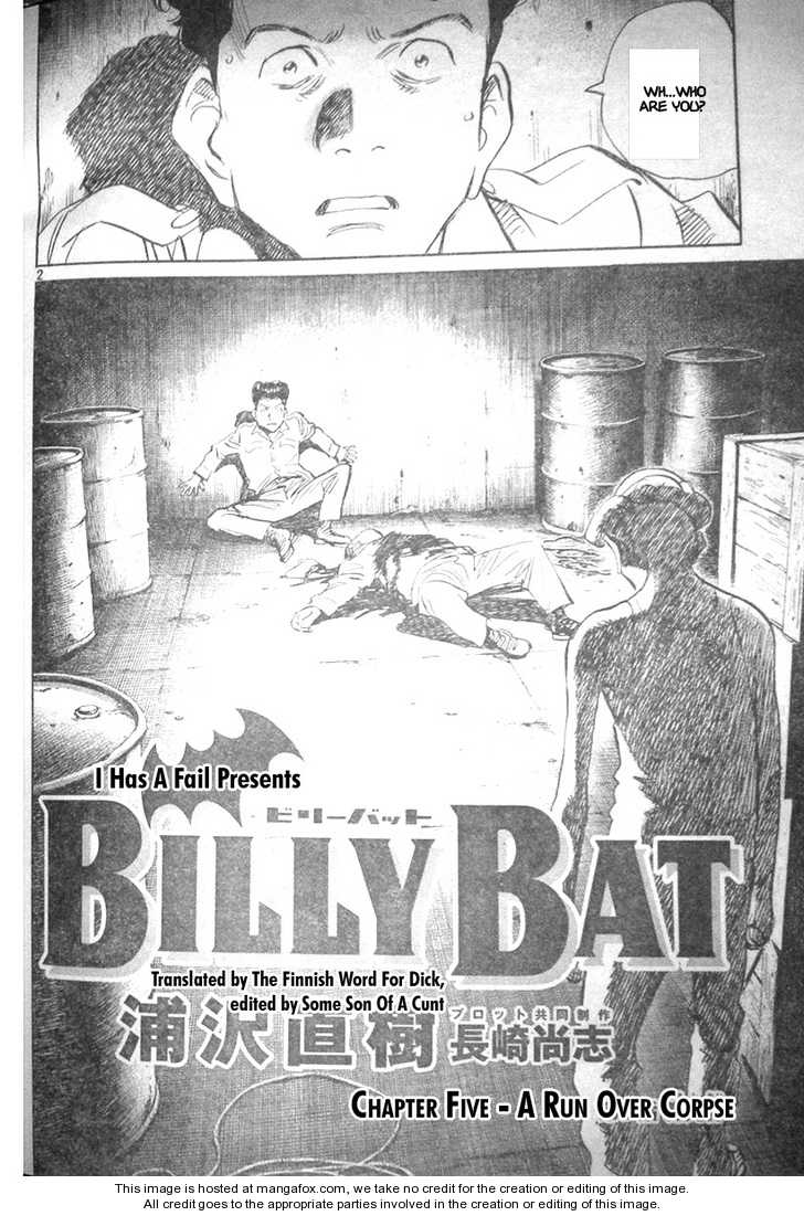 Billy Bat 5 Page 2
