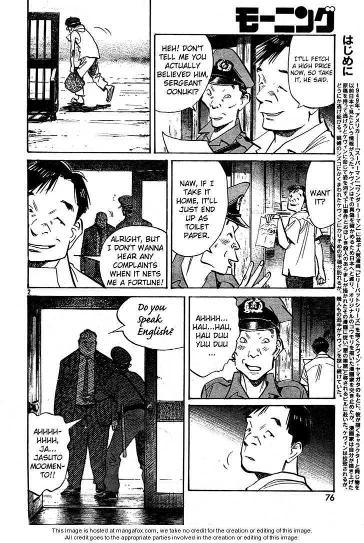 Billy Bat 11 Page 3