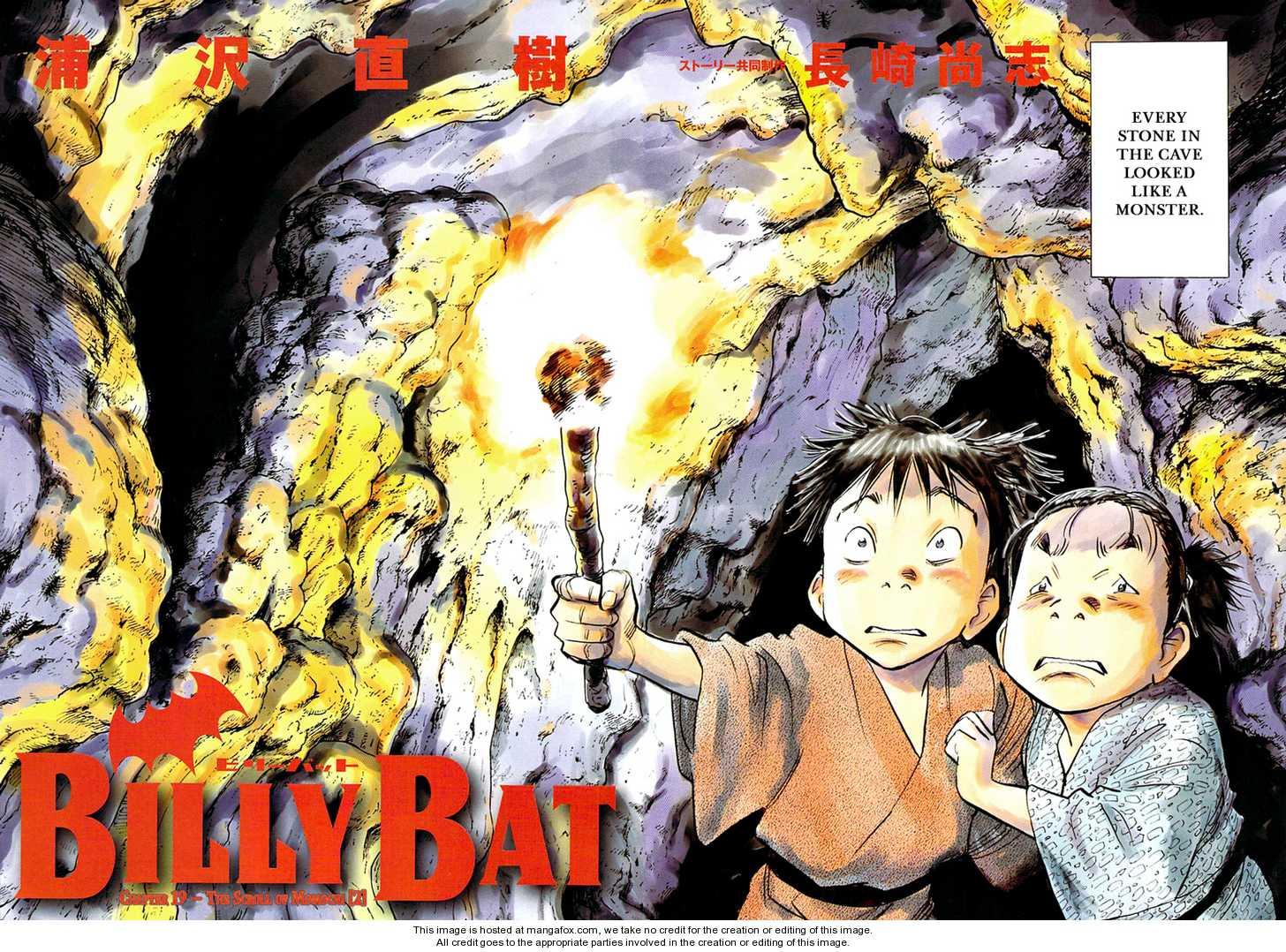 Billy Bat 19 Page 2