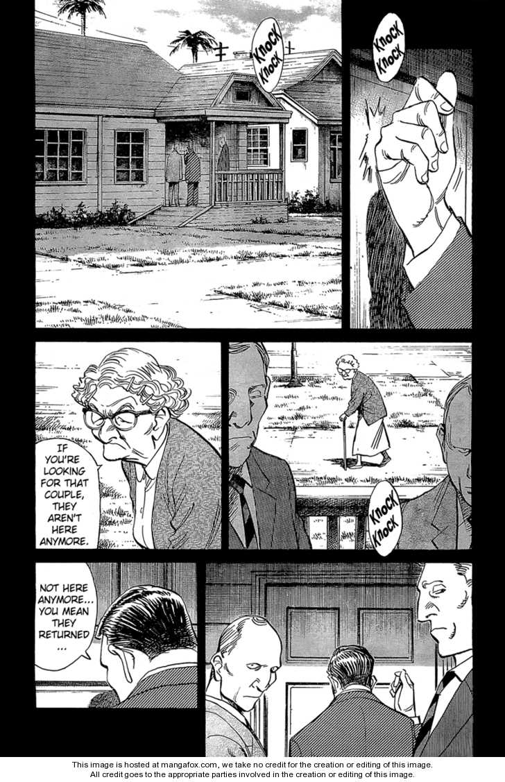 Billy Bat 31 Page 1