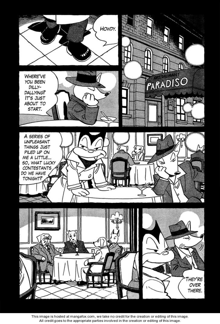 Billy Bat 32 Page 1