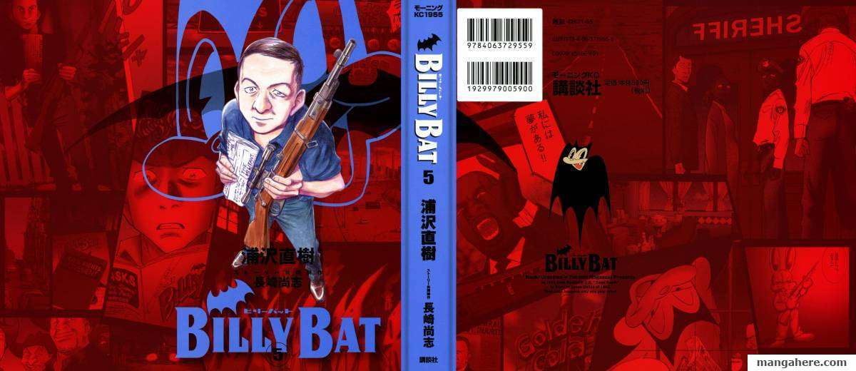 Billy Bat 38 Page 2