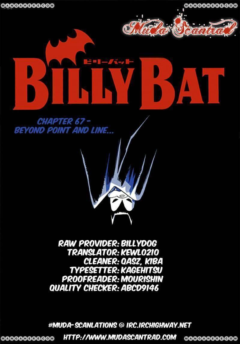 Billy Bat 67 Page 1