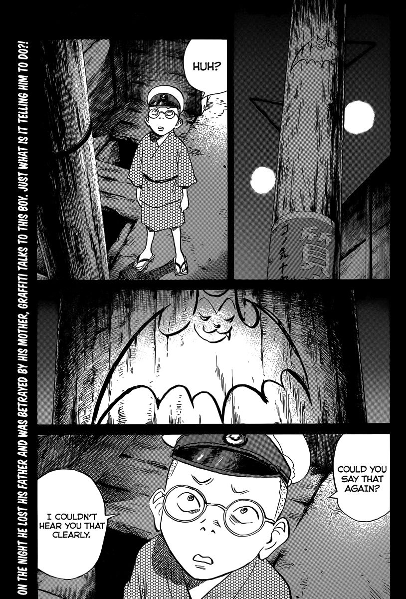 Billy Bat 107 Page 1
