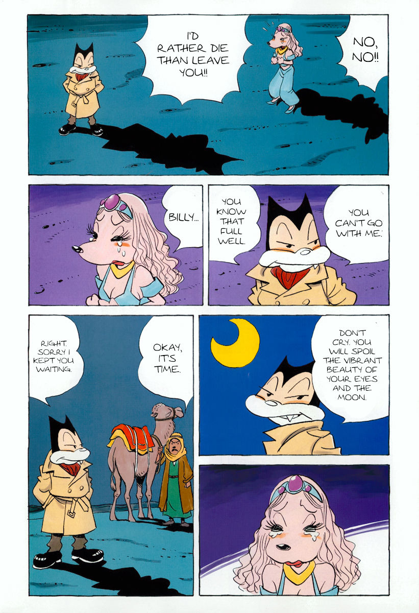 Billy Bat 110 Page 2