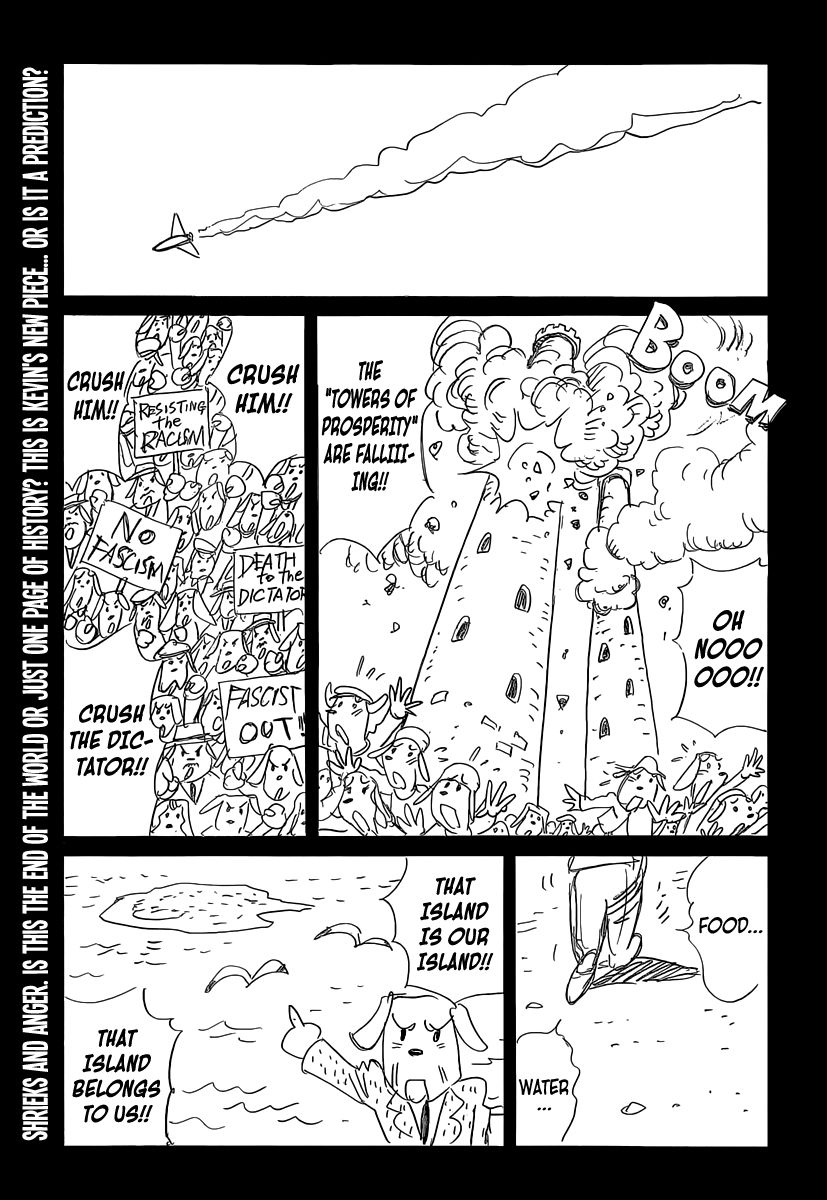 Billy Bat 121 Page 1