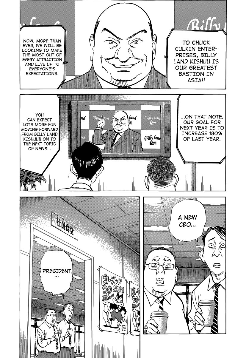 Billy Bat 131 Page 2