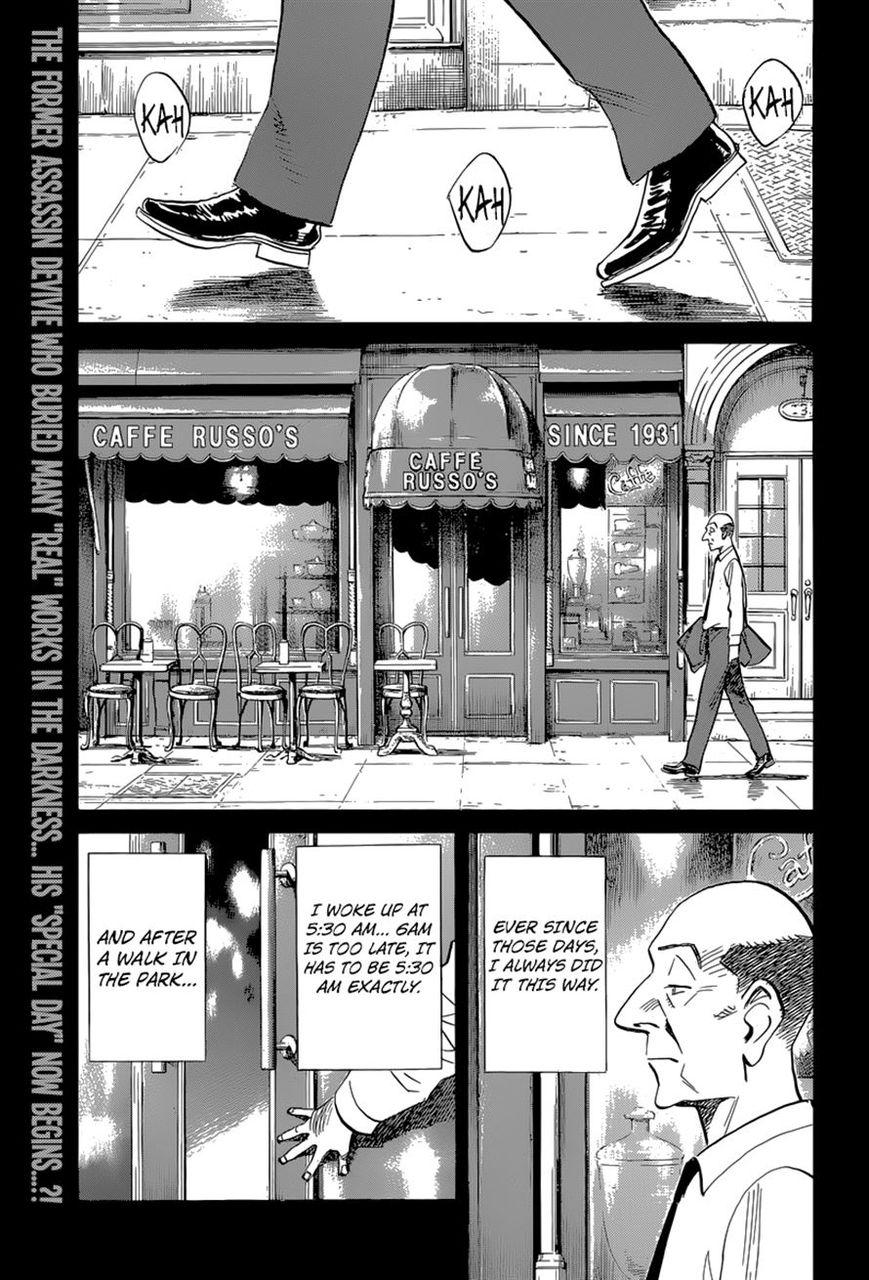 Billy Bat 133 Page 1