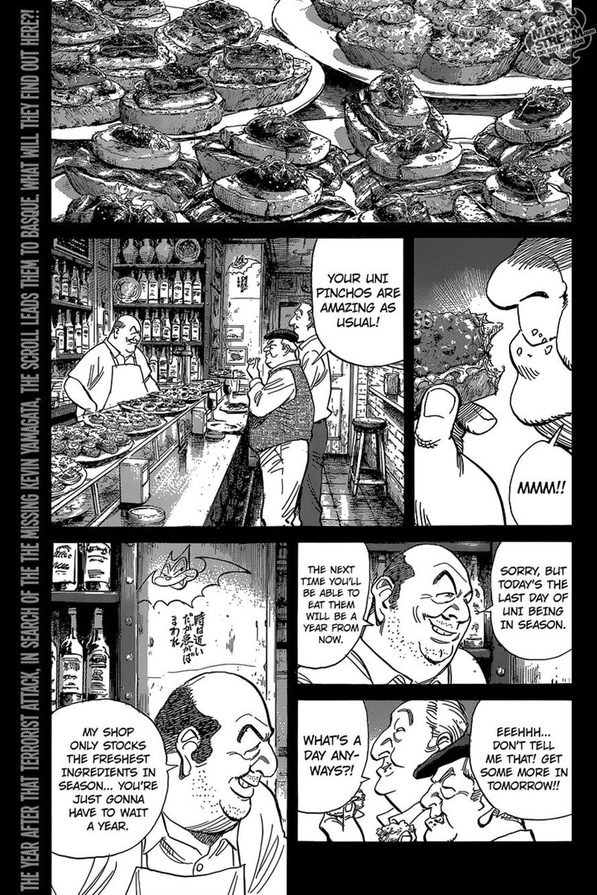 Billy Bat 144 Page 1