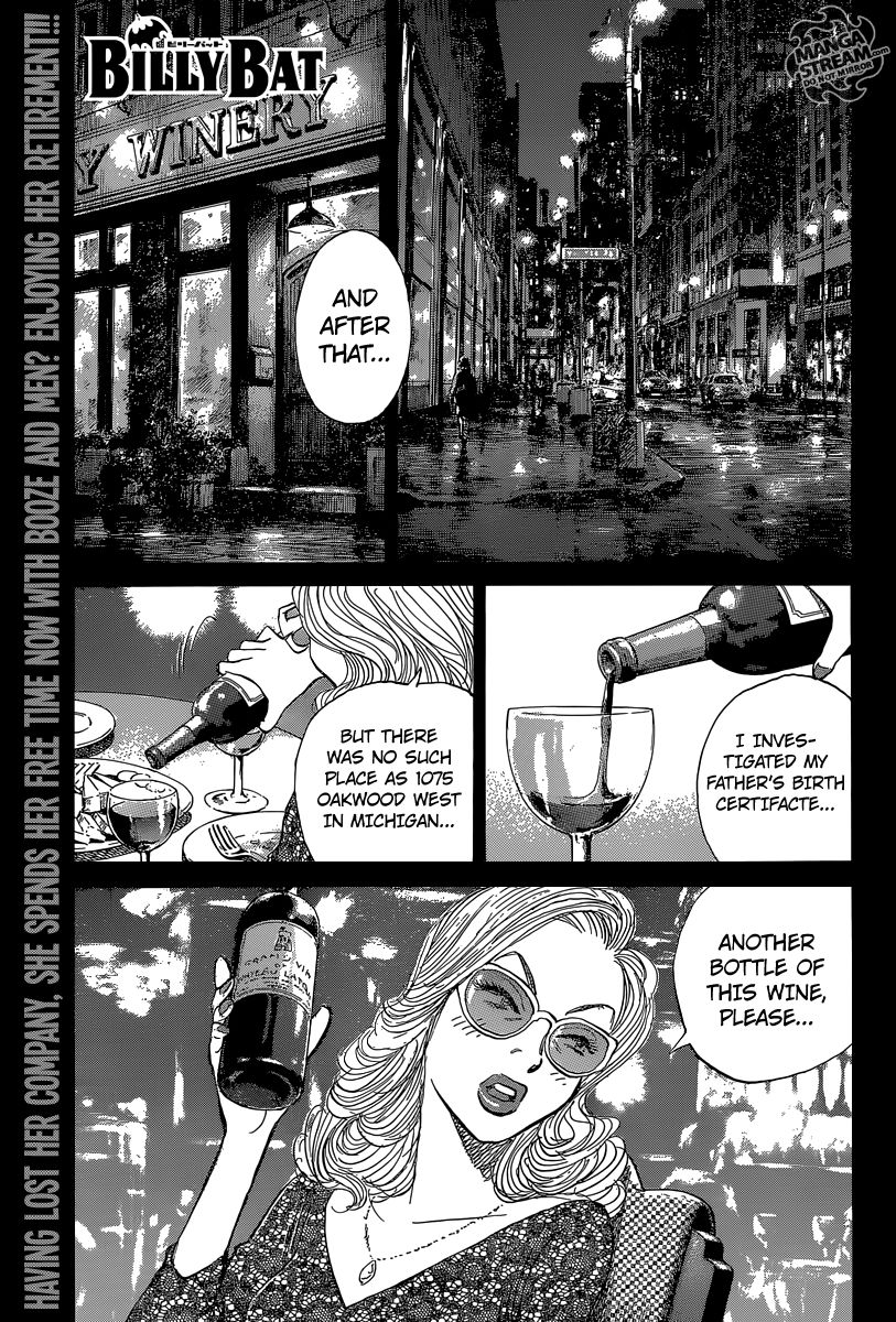 Billy Bat 148 Page 1