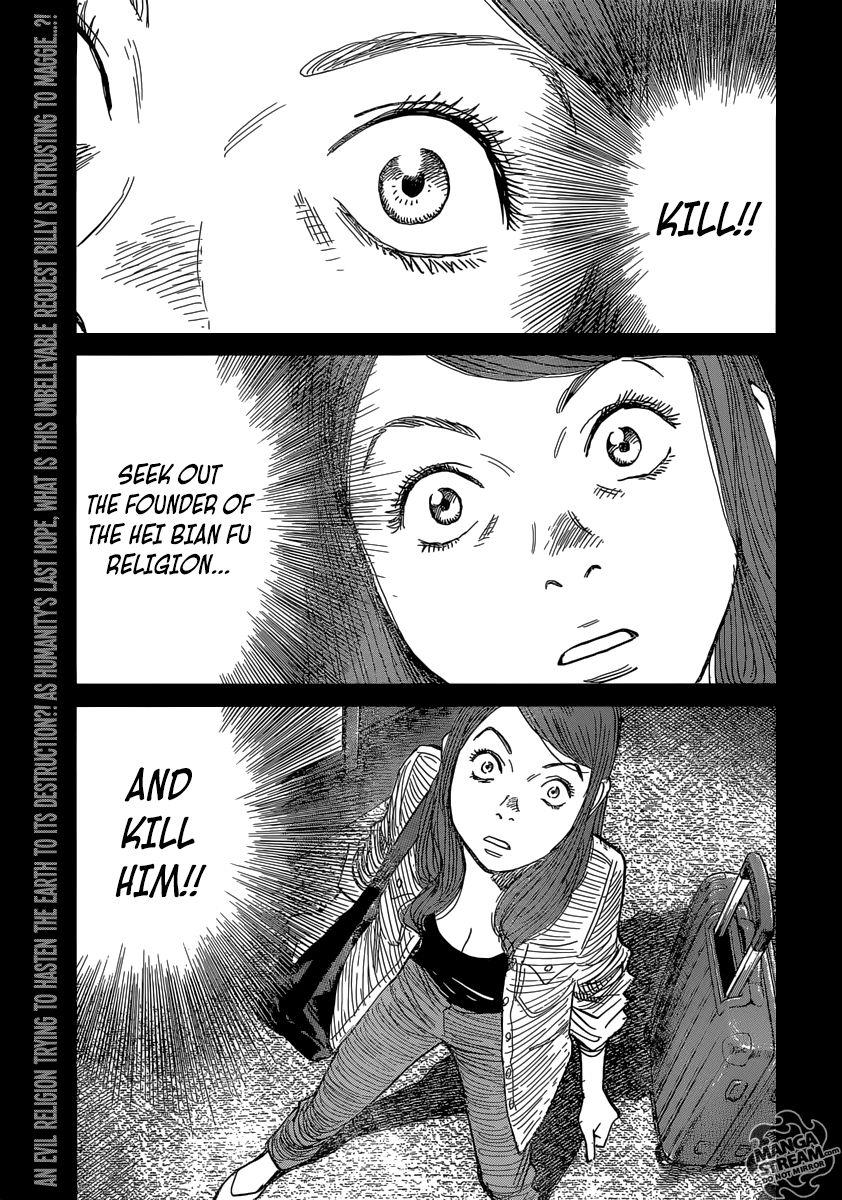 Billy Bat 153 Page 1