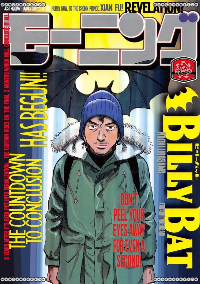 Billy Bat 158 Page 1