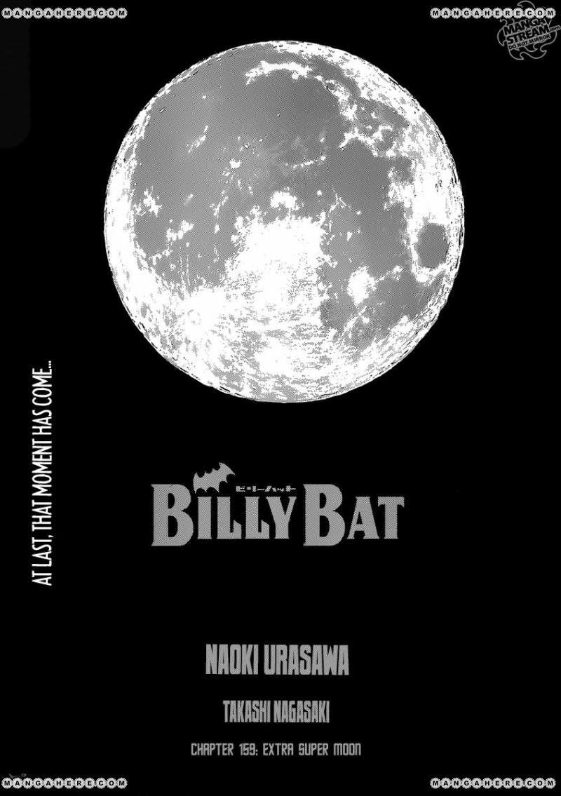 Billy Bat 159 Page 1