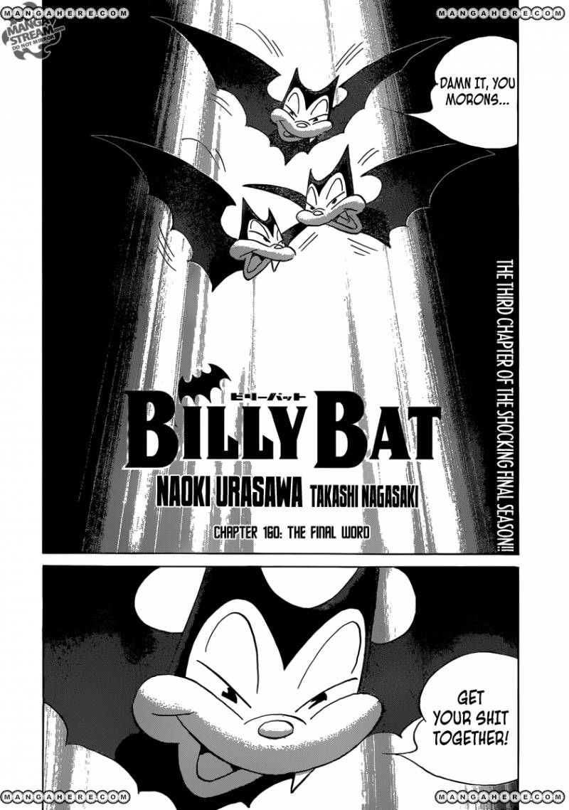 Billy Bat 160 Page 2