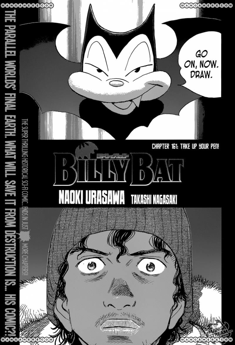 Billy Bat 161 Page 1
