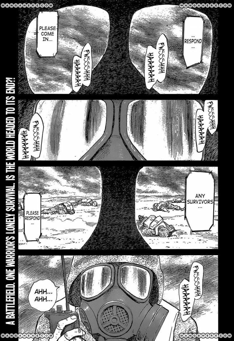 Billy Bat 163 Page 1
