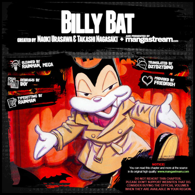 Billy Bat 165 Page 1
