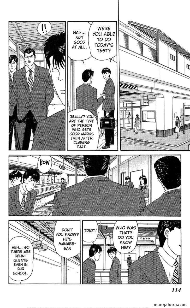 Kyou kara Ore wa!! 195 Page 2