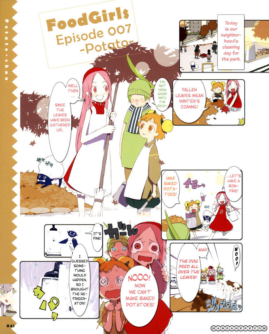 Food Girls 7 Page 2