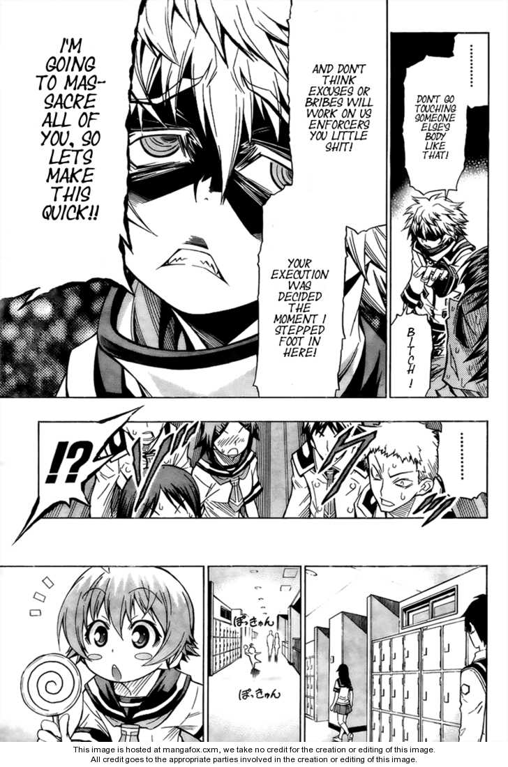 Medaka Box 16 Page 5