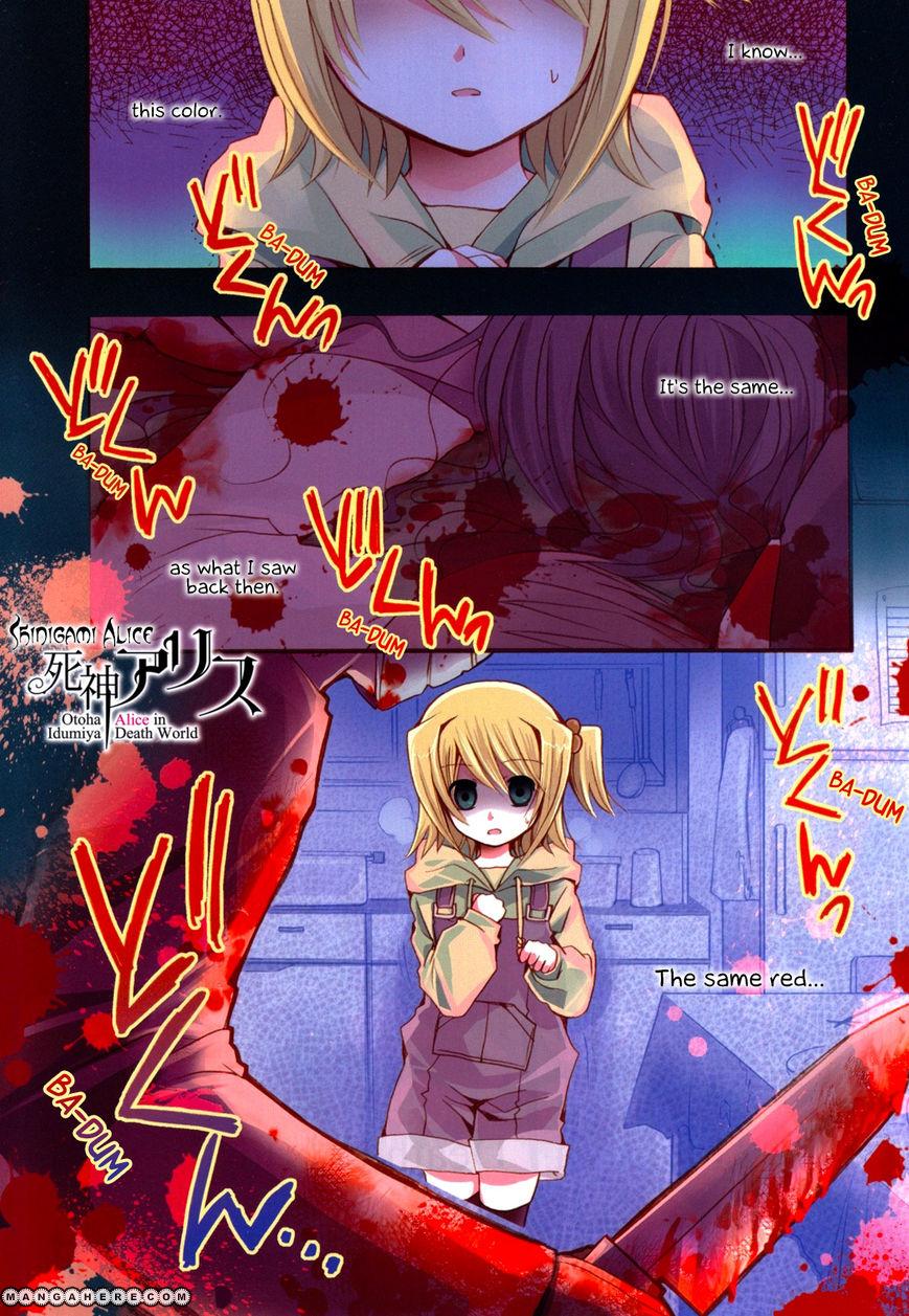 Shinigami Alice 6 Page 2