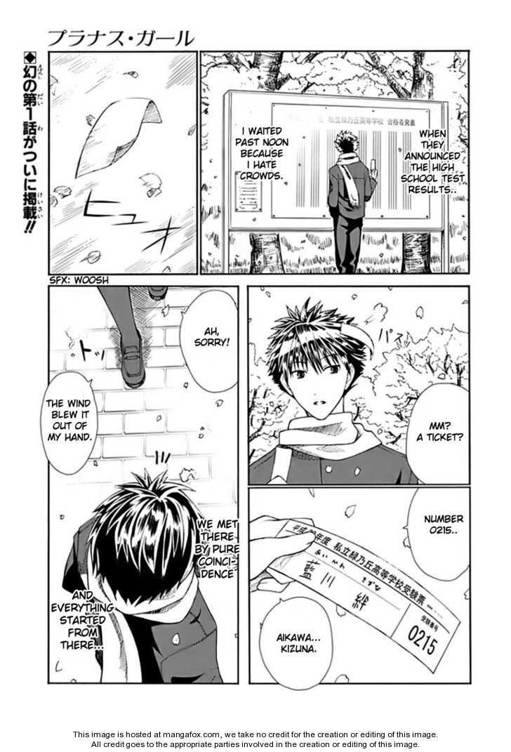 Prunus Girl 1 Page 2